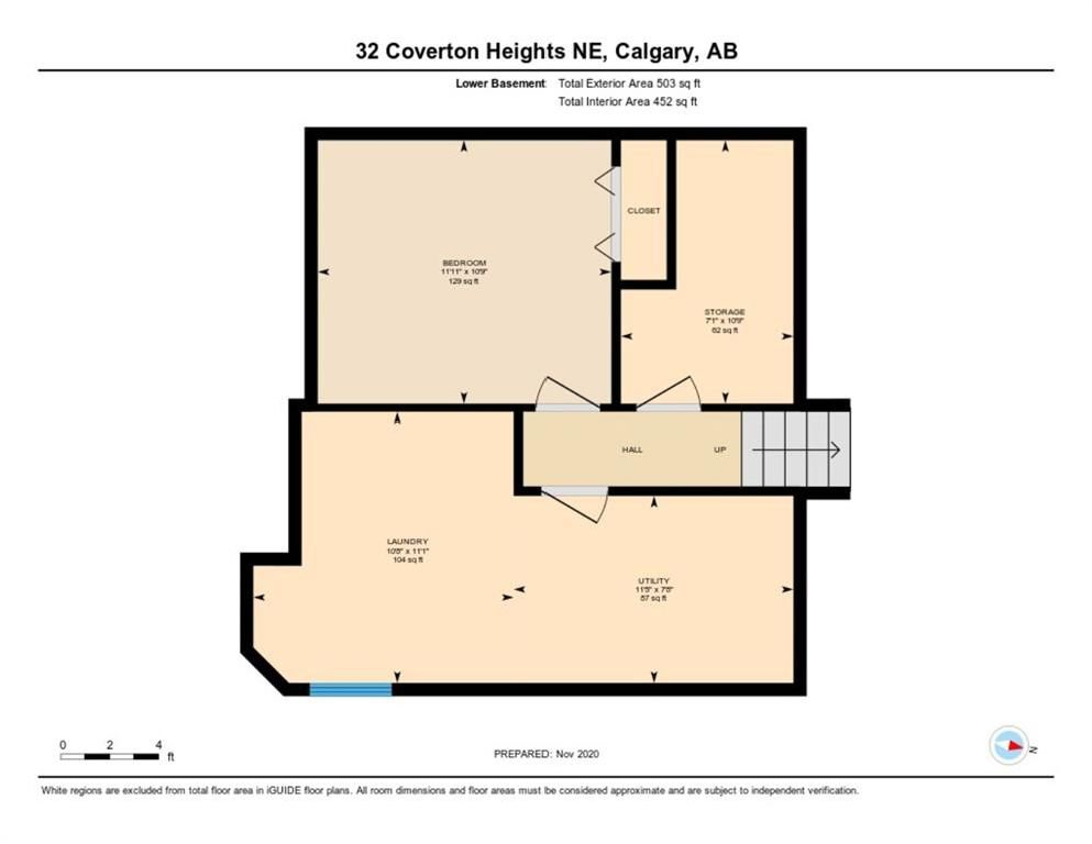 Photo 32: Photos: 32 Coverton Heights NE in Calgary: Coventry Hills Detached for sale : MLS®# A1046669