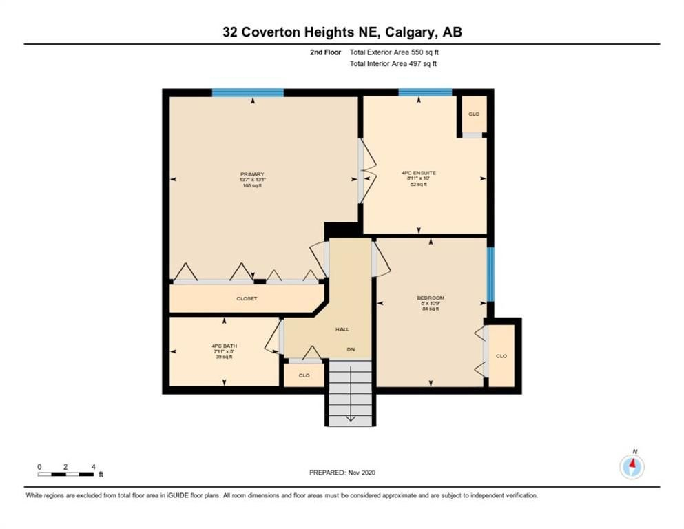 Photo 31: Photos: 32 Coverton Heights NE in Calgary: Coventry Hills Detached for sale : MLS®# A1046669