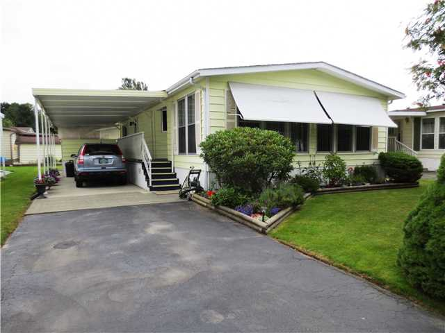 """Main Photo: 13 145 KING EDWARD Street in Coquitlam: Maillardville Manufactured Home for sale in """"MILL CREEK VILLAGE"""" : MLS®# V992887"""