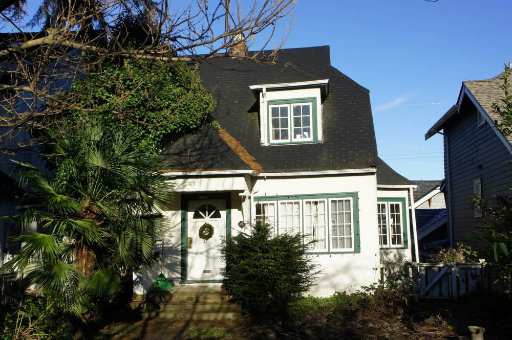 Main Photo: 3091 W.3rd Avenue in Vancouver: Kitsilano Home for sale ()  : MLS®# V925480
