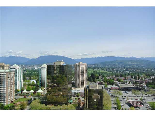 Main Photo: # 2806 4333 CENTRAL BV in Burnaby: Metrotown Condo for sale (Burnaby South)  : MLS®# V1064348