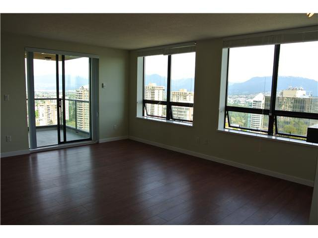 Photo 3: Photos: # 2806 4333 CENTRAL BV in Burnaby: Metrotown Condo for sale (Burnaby South)  : MLS®# V1064348