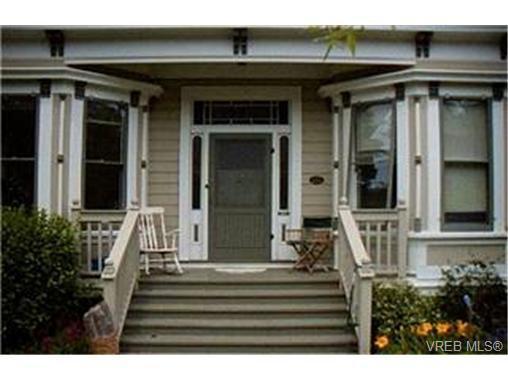 Main Photo:  in VICTORIA: Vi Fernwood Condo for sale (Victoria)  : MLS®# 370244