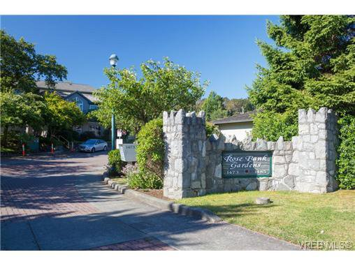 Main Photo: 103 1485 Garnet Road in VICTORIA: SE Cedar Hill Condo Apartment for sale (Saanich East)  : MLS®# 340063