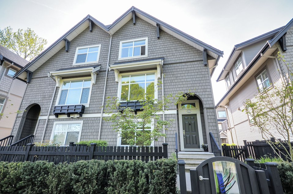 Main Photo: 689 Premier Street in North Vancouver: House Duplex for sale : MLS®# V1061498