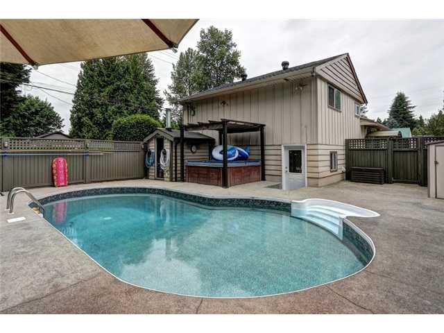 Main Photo: 1585 LINCOLN AV in Port Coquitlam: Oxford Heights House for sale