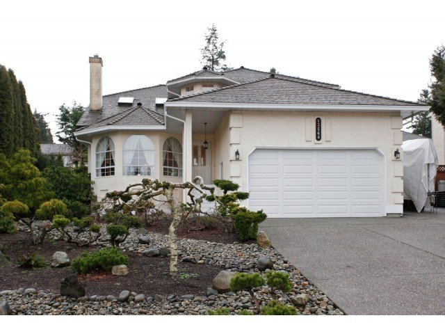 Main Photo: 13568 N 60A Avenue in Surrey: Panorama Ridge House for sale : MLS®# F1432245