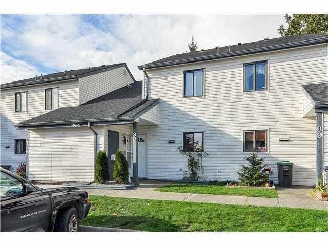Main Photo: #88 6665 138 ST in Surrey: East Newton Townhouse for sale : MLS®# F1430618
