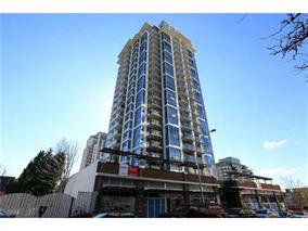 Main Photo: 1707 608 Belmont Street in New Westminster: Uptown NW Condo for sale : MLS®# V1085399