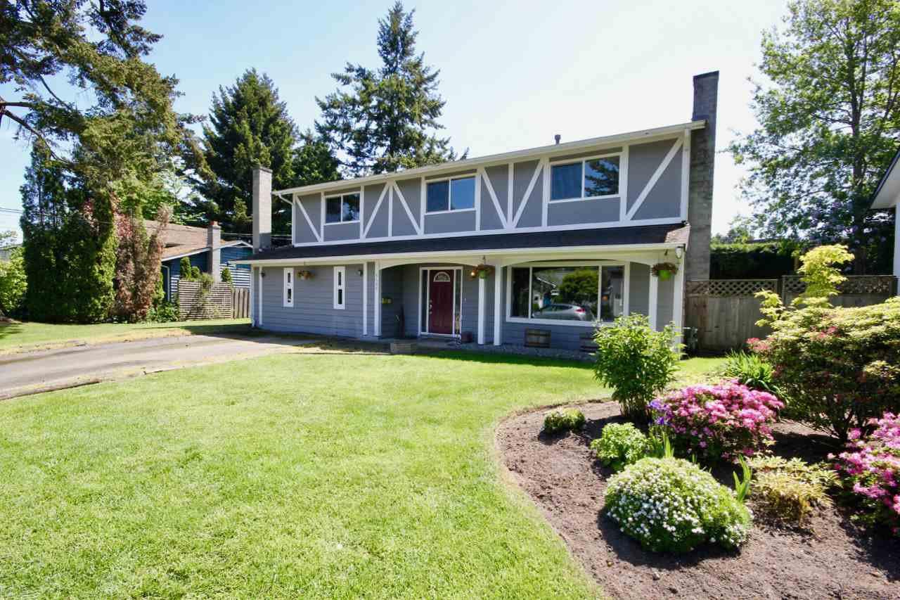 Main Photo: 5486 6A AVENUE in Delta: Tsawwassen Central House for sale (Tsawwassen)  : MLS®# R2268464