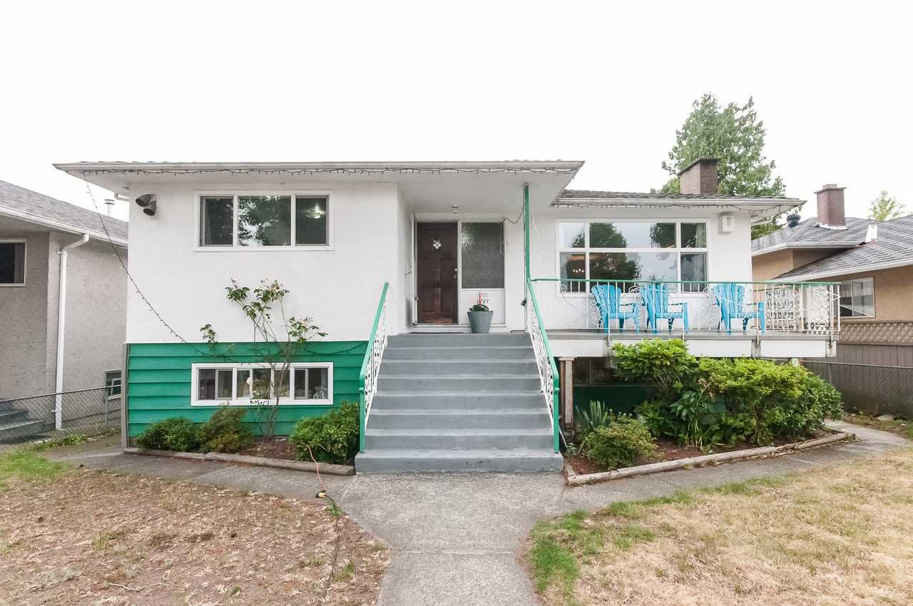 Main Photo: 6727 CULLODEN STREET in Vancouver: South Vancouver House for sale (Vancouver East)