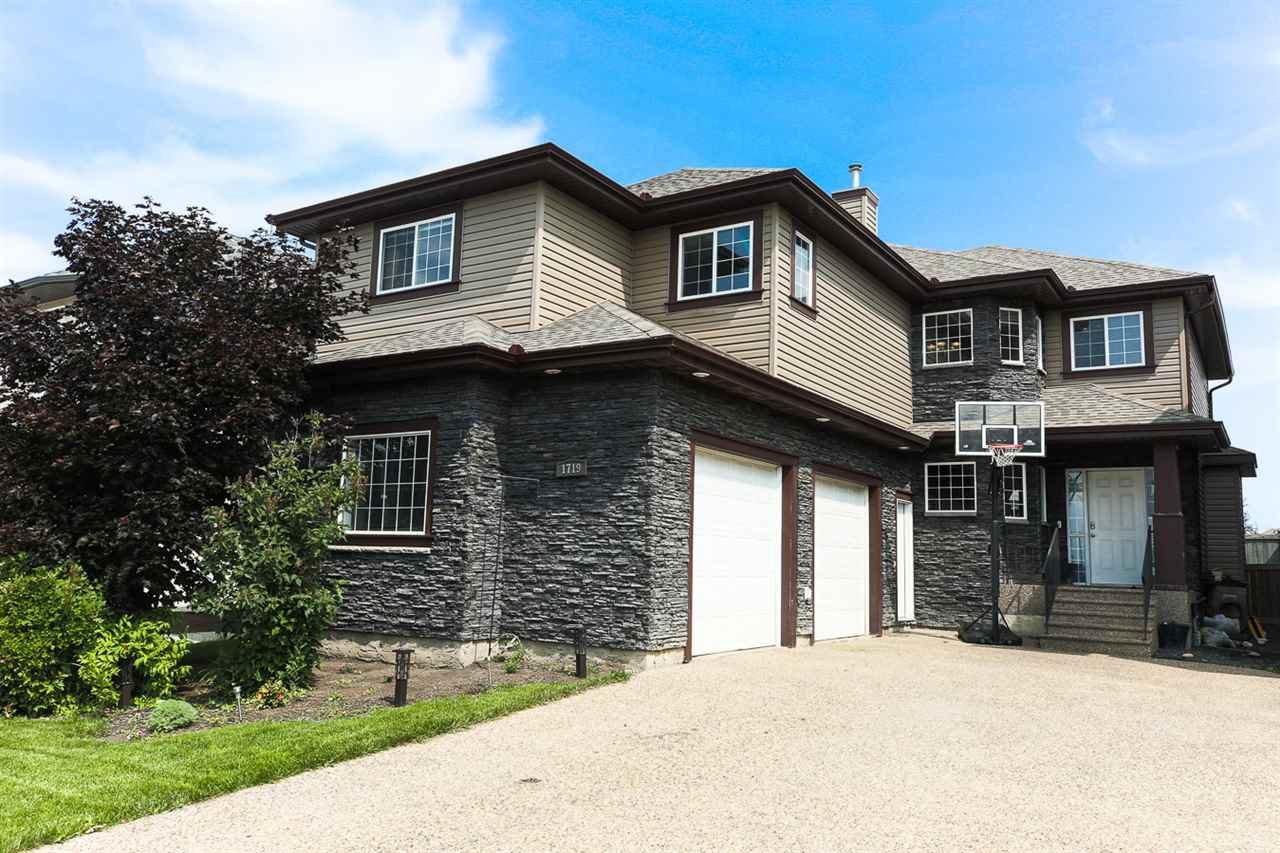 Main Photo: 1719 69 Street SW in Edmonton: Zone 53 House for sale : MLS®# E4167987