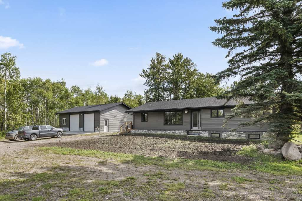 Main Photo: 41215 HWY 55: Rural Bonnyville M.D. House for sale : MLS®# E4172135