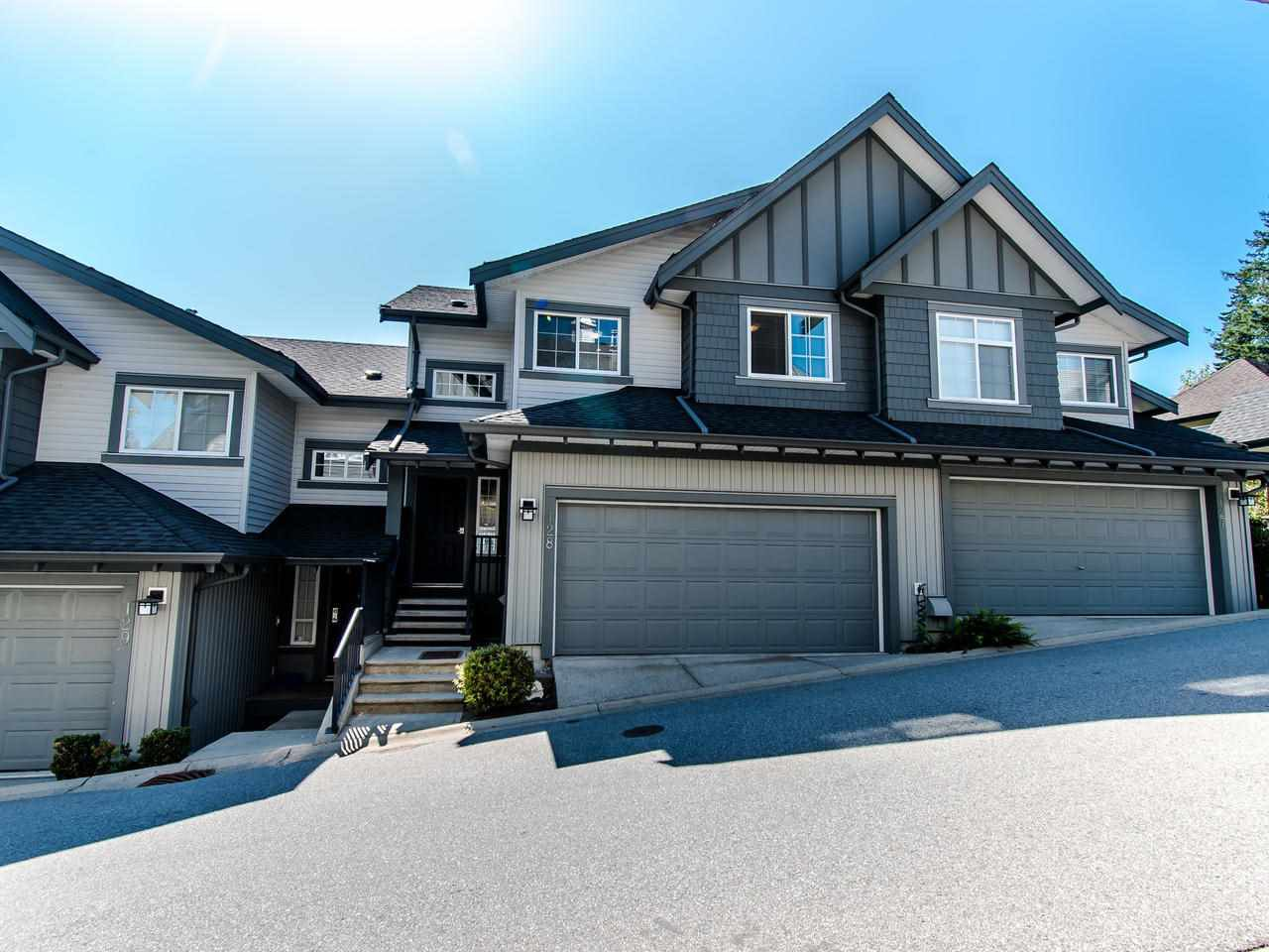 Main Photo: 128 2200 PANORAMA DRIVE in Port Moody: Heritage Woods PM Townhouse for sale : MLS®# R2403790