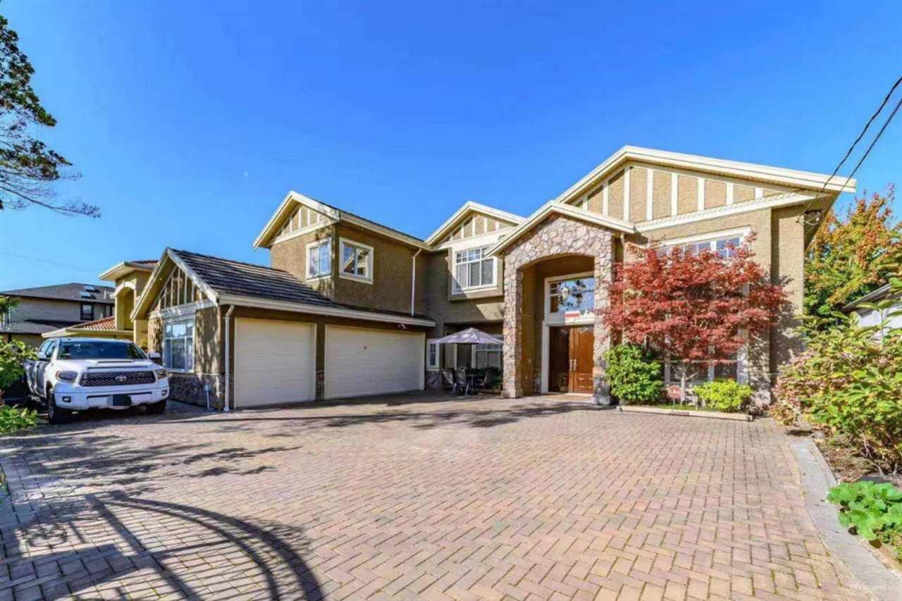 Main Photo: 3411 NEWMORE Avenue in Richmond: Seafair House for sale : MLS®# R2436439
