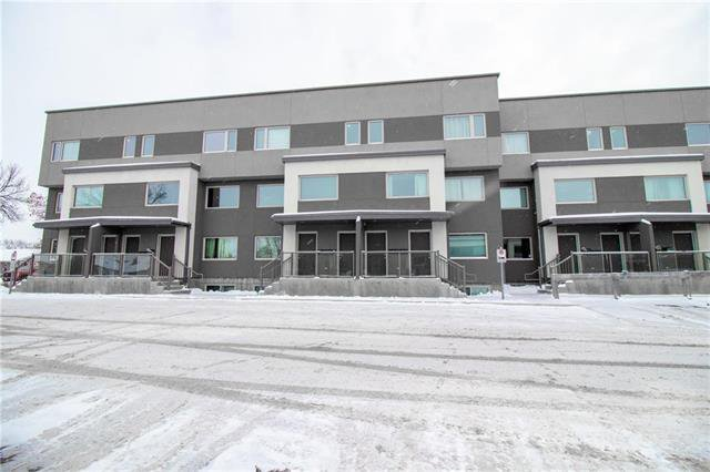 Main Photo: 8 1230 Cahmberlain Avenue in Winnipeg: Townhouse for sale (4C)  : MLS®# 202002429