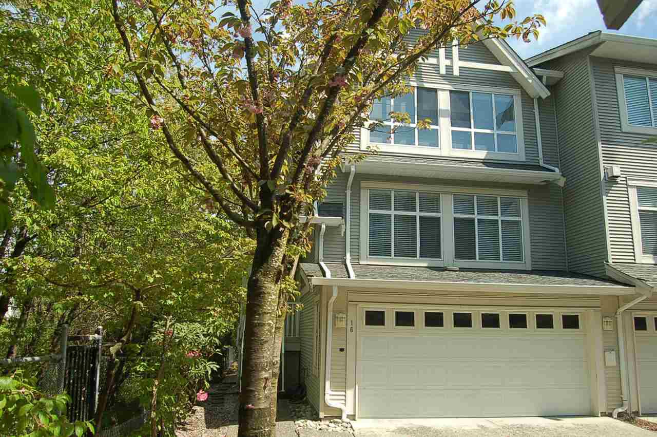 Main Photo: 16 6450 199 Street in Langley: Willoughby Heights Townhouse for sale : MLS®# R2451167
