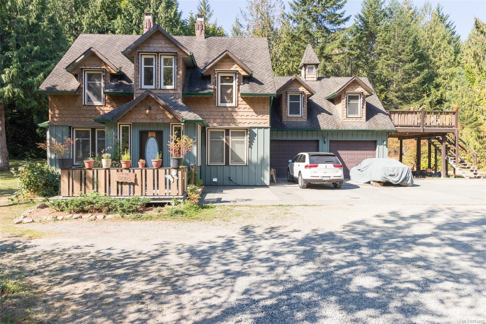 Main Photo: 2949 Rosalie Rd in : Na Cedar Single Family Detached for sale (Nanaimo)  : MLS®# 854892