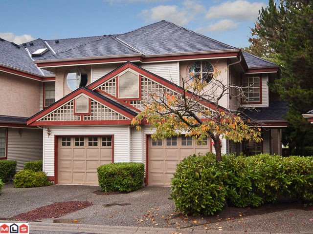 "Main Photo:  in Langley: Walnut Grove Townhouse for sale in ""GOLDEN RIDGE"" : MLS®# F1208243"