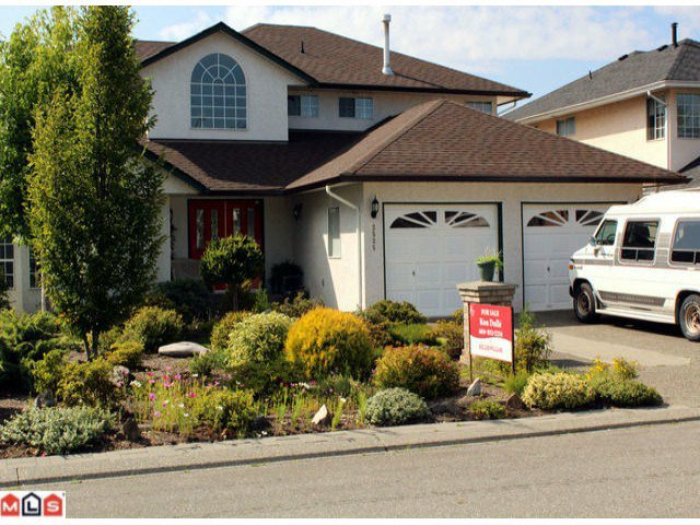 Main Photo: 3535 CHASE Street in Abbotsford: Abbotsford West House for sale : MLS®# F1220918