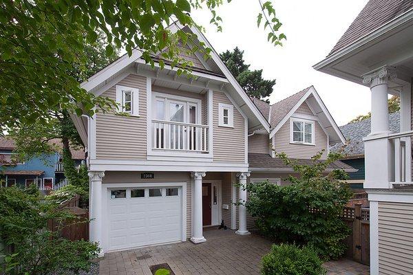 Main Photo: 2308 W 5TH AV in Vancouver: Kitsilano Condo for sale (Vancouver West)  : MLS®# V1024351