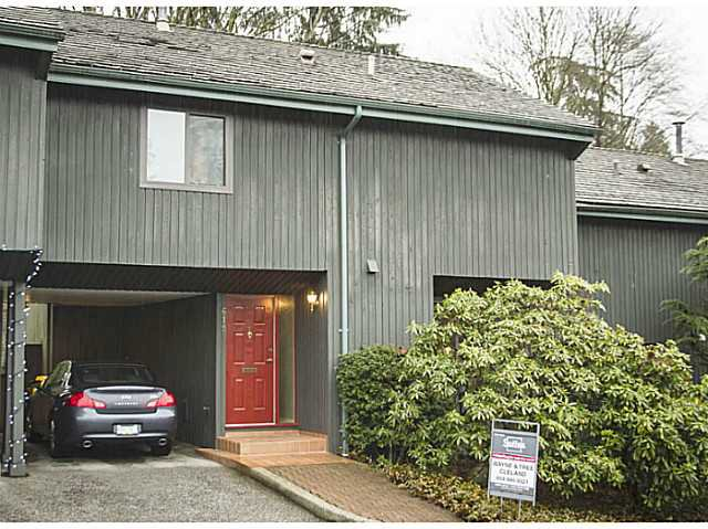 Main Photo: # 615 4001 MT SEYMOUR BB in North Vancouver: Roche Point Condo for sale : MLS®# V1091820