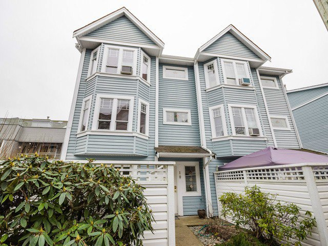 Main Photo: # 10 4965 47TH AV in Ladner: Ladner Elementary Condo for sale : MLS®# V1104185