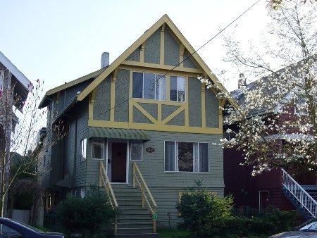 Main Photo: 2646 West 7th Avenue: Condo for sale (Kitsilano)  : MLS®# 371120