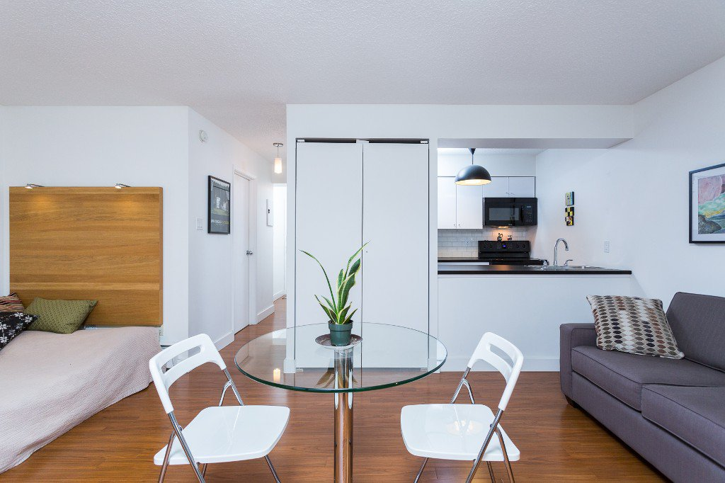Main Photo: # 601 1108 NICOLA ST in Vancouver: West End VW Condo for sale (Vancouver West)  : MLS®# V1112972
