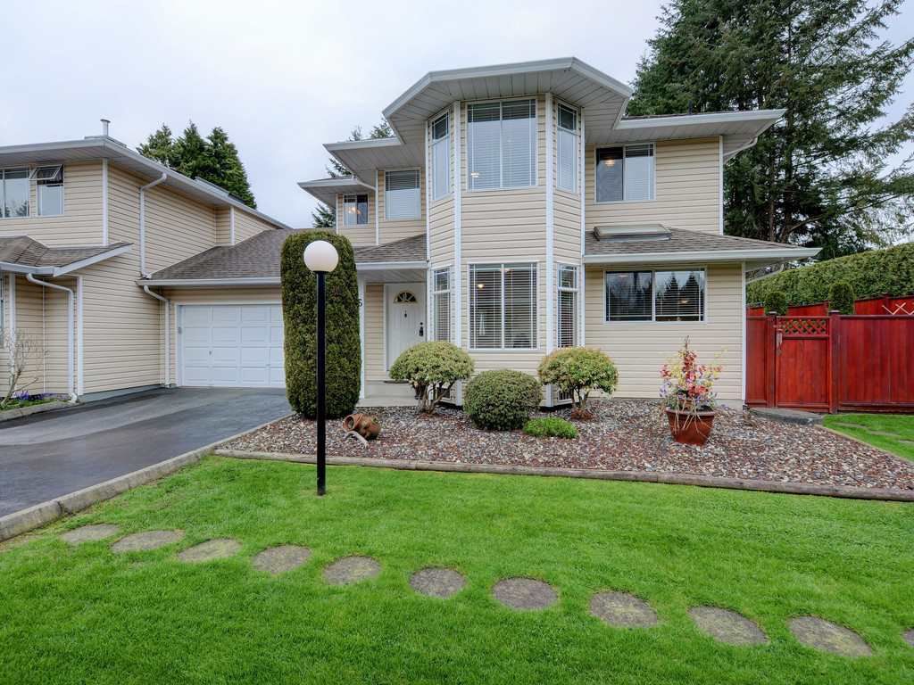 Main Photo: 5 11848 LAITY STREET in Maple Ridge: West Central Townhouse for sale : MLS®# R2157808