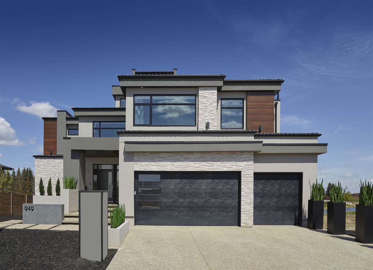 Main Photo: 949 Wood Place NW in Edmonton: Zone 56 House for sale : MLS®# E4180324