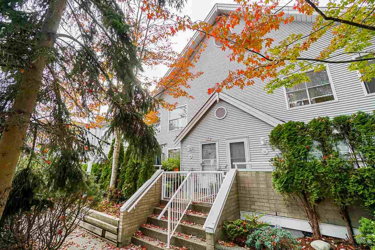 """Main Photo: 30 13713 72A Avenue in Surrey: East Newton Townhouse for sale in """"ASHLEA GATE"""" : MLS®# R2507440"""