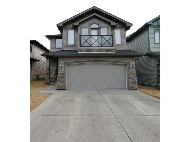 Main Photo: 133 BRIGHTONSTONE Gardens SE in CALGARY: New Brighton Residential Detached Single Family for sale (Calgary)  : MLS®# C3514464