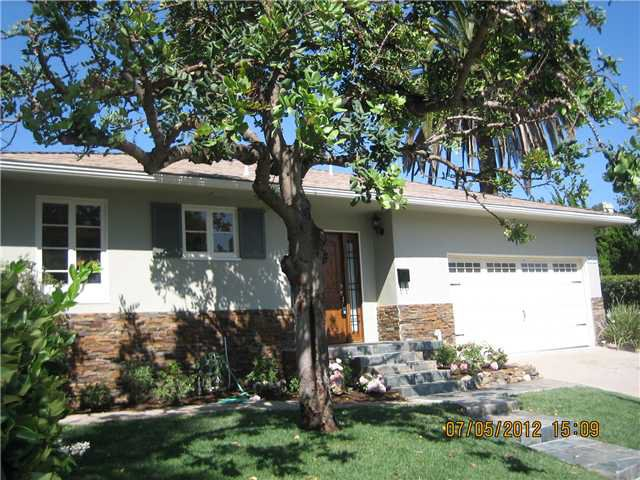 Main Photo: TALMADGE House for sale : 3 bedrooms : 4733 Norma Drive in San Diego