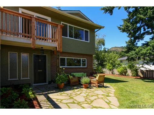 Main Photo: 4324 Ramsay Place in VICTORIA: SE Mt Doug Single Family Detached for sale (Saanich East)  : MLS®# 612146