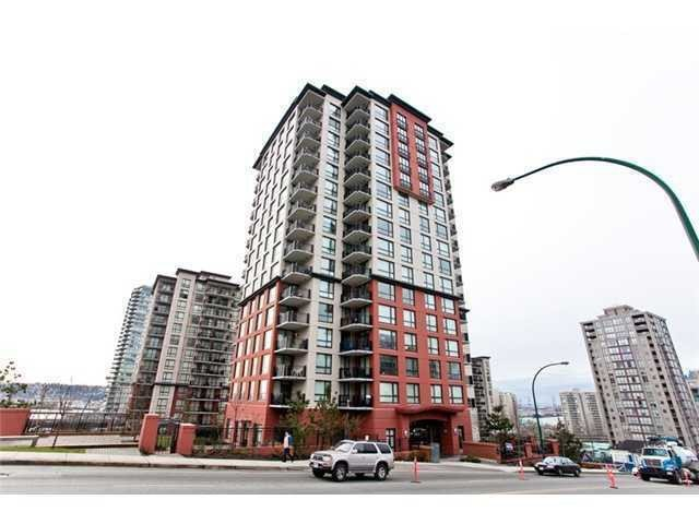 "Main Photo: 1303 814 ROYAL Avenue in New Westminster: Downtown NW Condo for sale in ""News North"" : MLS®# V969331"