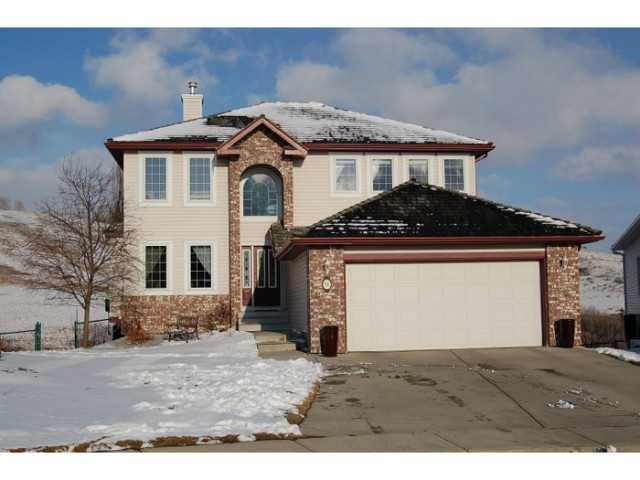 Main Photo: 71 GLENEAGLES Terrace: Cochrane Residential Detached Single Family for sale : MLS®# C3562538
