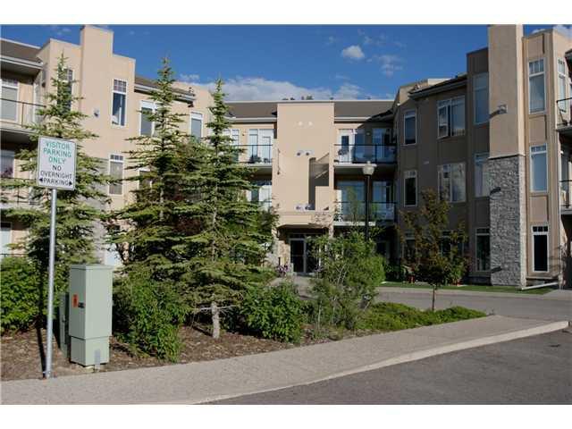 Main Photo: 107 2121 98 Avenue SW in CALGARY: Palliser Condo for sale (Calgary)  : MLS®# C3574647