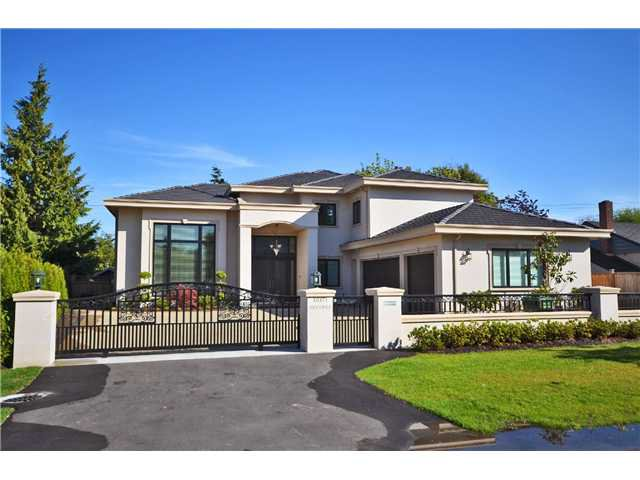 Main Photo: 10371 AINTREE Crescent in Richmond: McNair House for sale : MLS®# V1019770