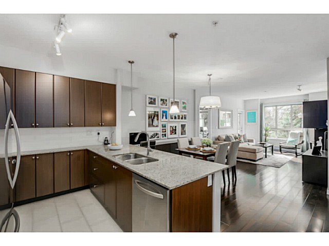Main Photo: # 205 290 FRANCIS WY in New Westminster: Fraserview NW Condo for sale : MLS®# V1111682