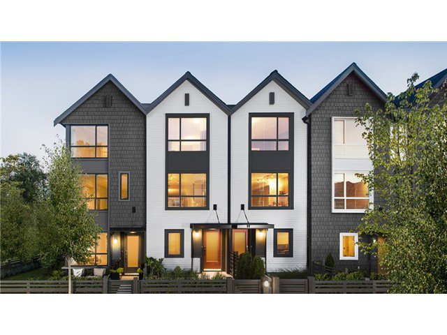 Main Photo: 12 19159 Watkins Drive in : Clayton Townhouse for sale (Cloverdale)