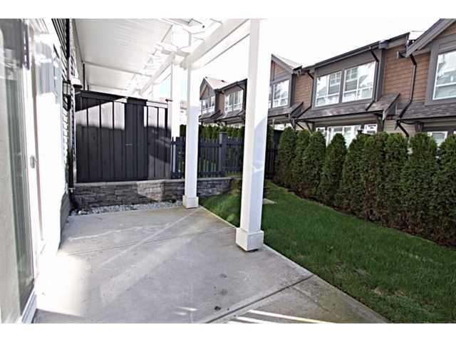 Photo 20: Photos: # 151 1460 SOUTHVIEW ST in Coquitlam: Burke Mountain Condo for sale : MLS®# V1105001