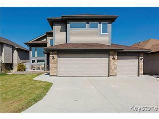 Main Photo: 73 Laurel Ridge Drive in Winnipeg: River Heights / Tuxedo / Linden Woods Single Family Detached for sale (South Winnipeg)  : MLS®# 1511713