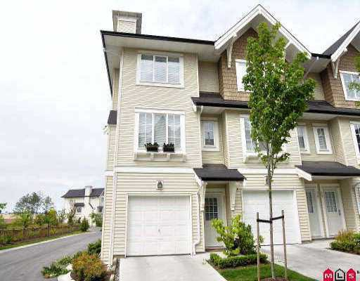 "Main Photo: 37 20560 66TH AV in Langley: Willoughby Heights Townhouse for sale in ""AMBERLEIGH"" : MLS®# F2516772"