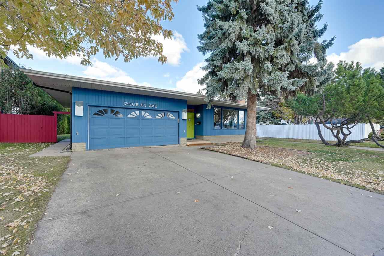 Main Photo: 12308 63 Avenue in Edmonton: Zone 15 House for sale : MLS®# E4176774