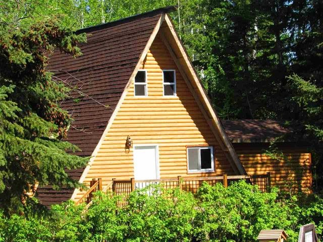 Main Photo: 409 - 2nd St. 5415 Twp Rd 594 Thunderlake: Rural Barrhead County Cottage for sale : MLS®# E4210621