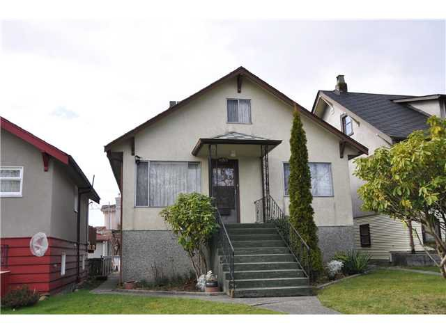 Main Photo: 685 KASLO Street in Vancouver: Renfrew VE House for sale (Vancouver East)  : MLS®# V934421