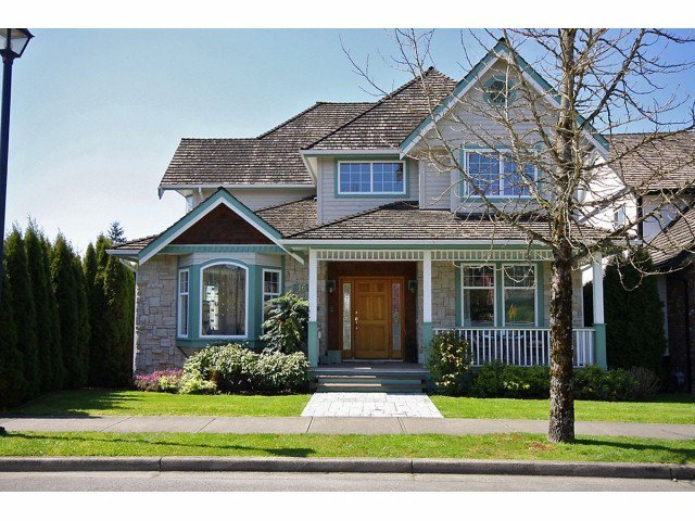 """Main Photo: 21623 MURRAYS Crescent in Langley: Murrayville House for sale in """"Murrayville"""" : MLS®# F1309560"""