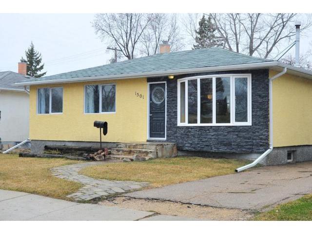 Main Photo: 1501 Hoka Street in WINNIPEG: Transcona Residential for sale (North East Winnipeg)  : MLS®# 1307400