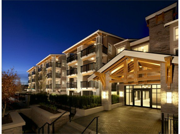 """Main Photo: 406 5655 210A Street in Langley: Langley City Condo for sale in """"Cornerstone North"""" : MLS®# F1314833"""